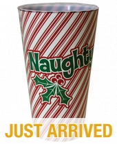 Naughty/Front Nice/Back Drinking Cup