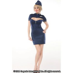 Retro Stewardess