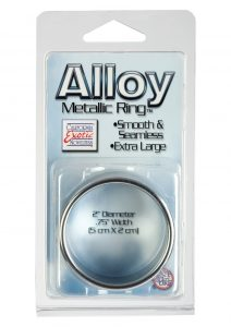 Alloy Metallic CRing